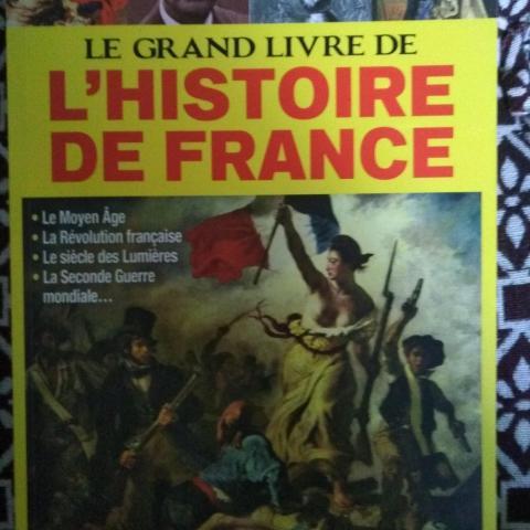 troc de  Livre sur l'histoire de France, sur mytroc