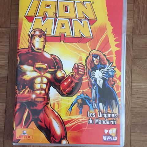 troc de  DVD iron man, sur mytroc