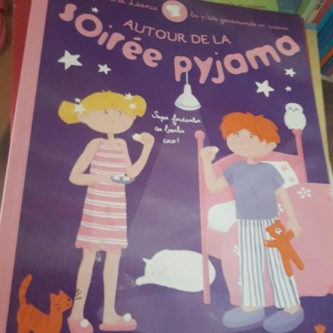 troc de  Soirée pyjama, sur mytroc