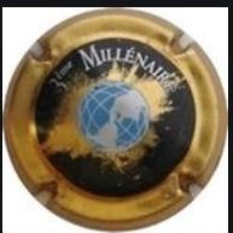 troc de  Capsule Champagne 3ème Millénaire, sur mytroc