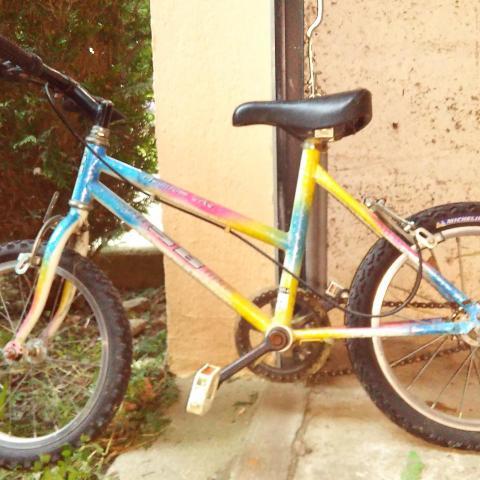 troc de  2 vélos enfant, sur mytroc
