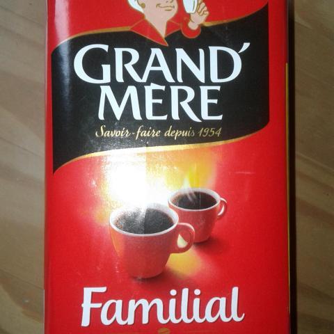 troc de  res N - Paquet de café grand mere, sur mytroc