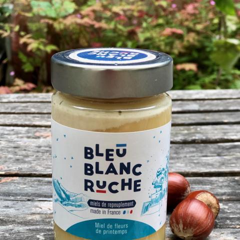 troc de  *Epuisé* Miel de repeuplement Bleu Blanc Ruche, sur mytroc