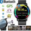 troc de troc smartwatch lemfo lem x 16gb android 7.1 image 1