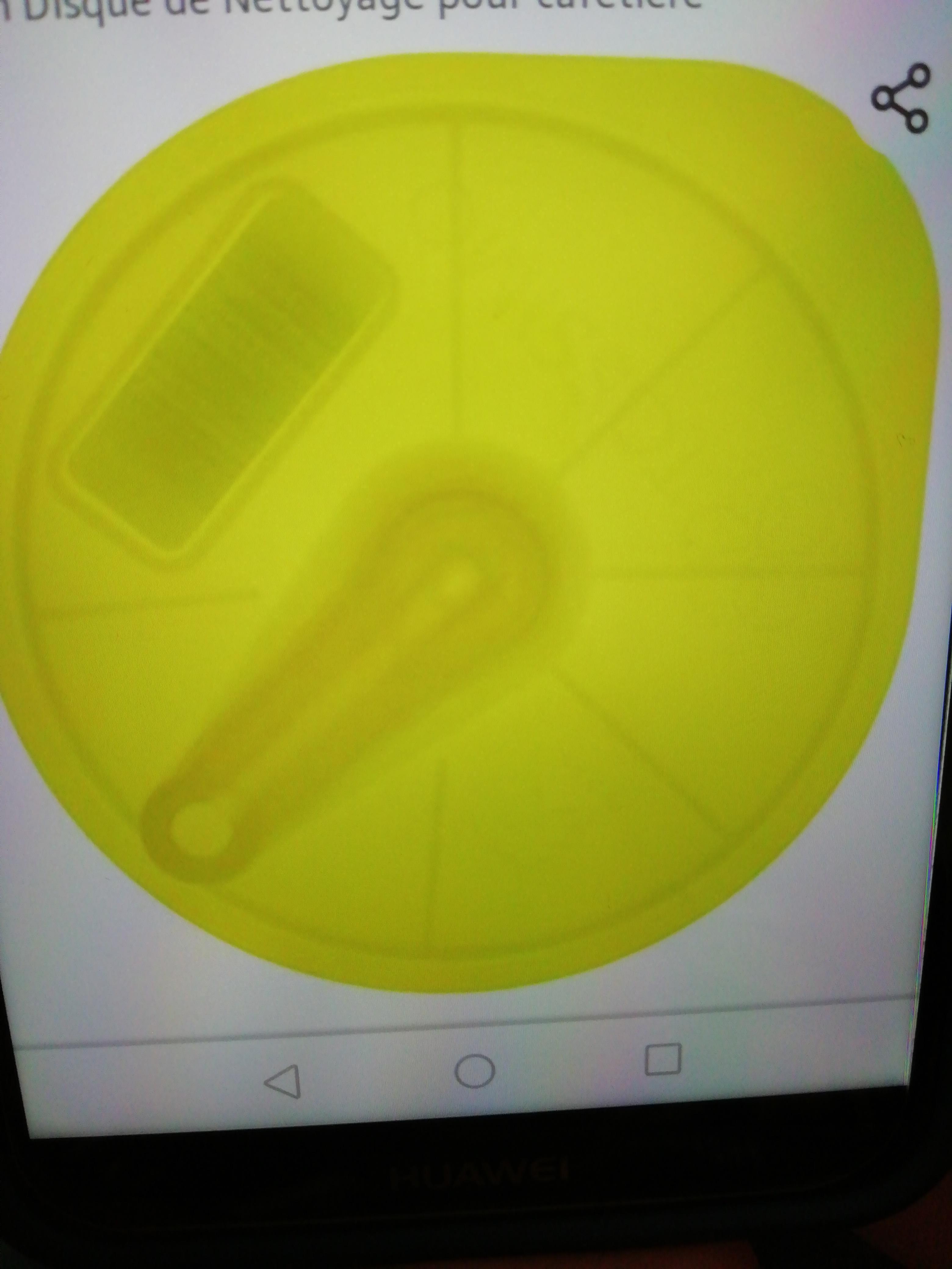 troc de troc recherche dosette jaune détartrage tassimo image 0