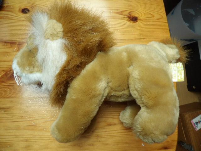 troc de troc reserve peluche lion tbe image 0