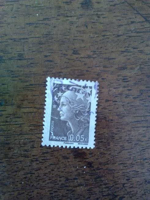 troc de troc timbre obliteré(1) image 0