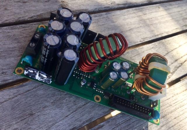 troc de troc carte électronique de puissance (pour composants) image 1