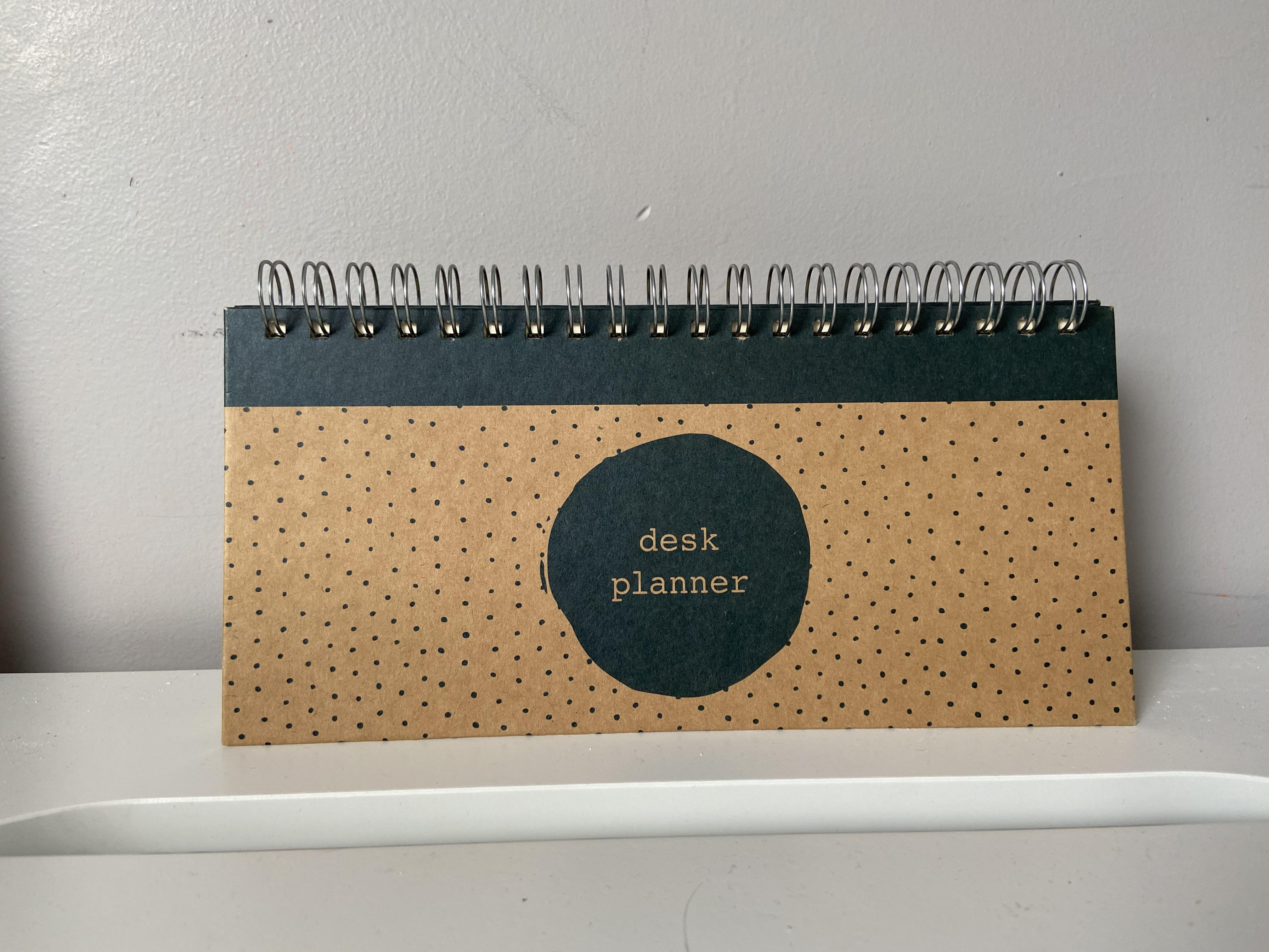 troc de troc desk planner (plus disponible) image 0