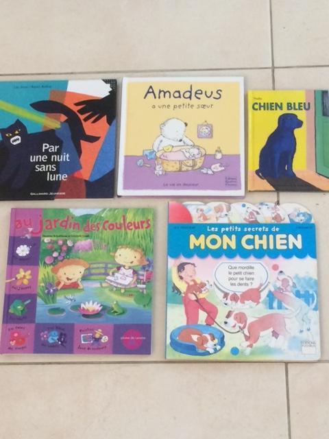 troc de troc 5 livres enfance 3 image 0