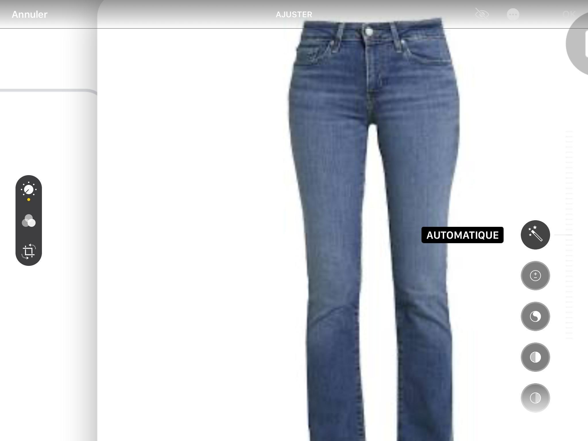 troc de troc recherche pantalon. jean t42 image 0
