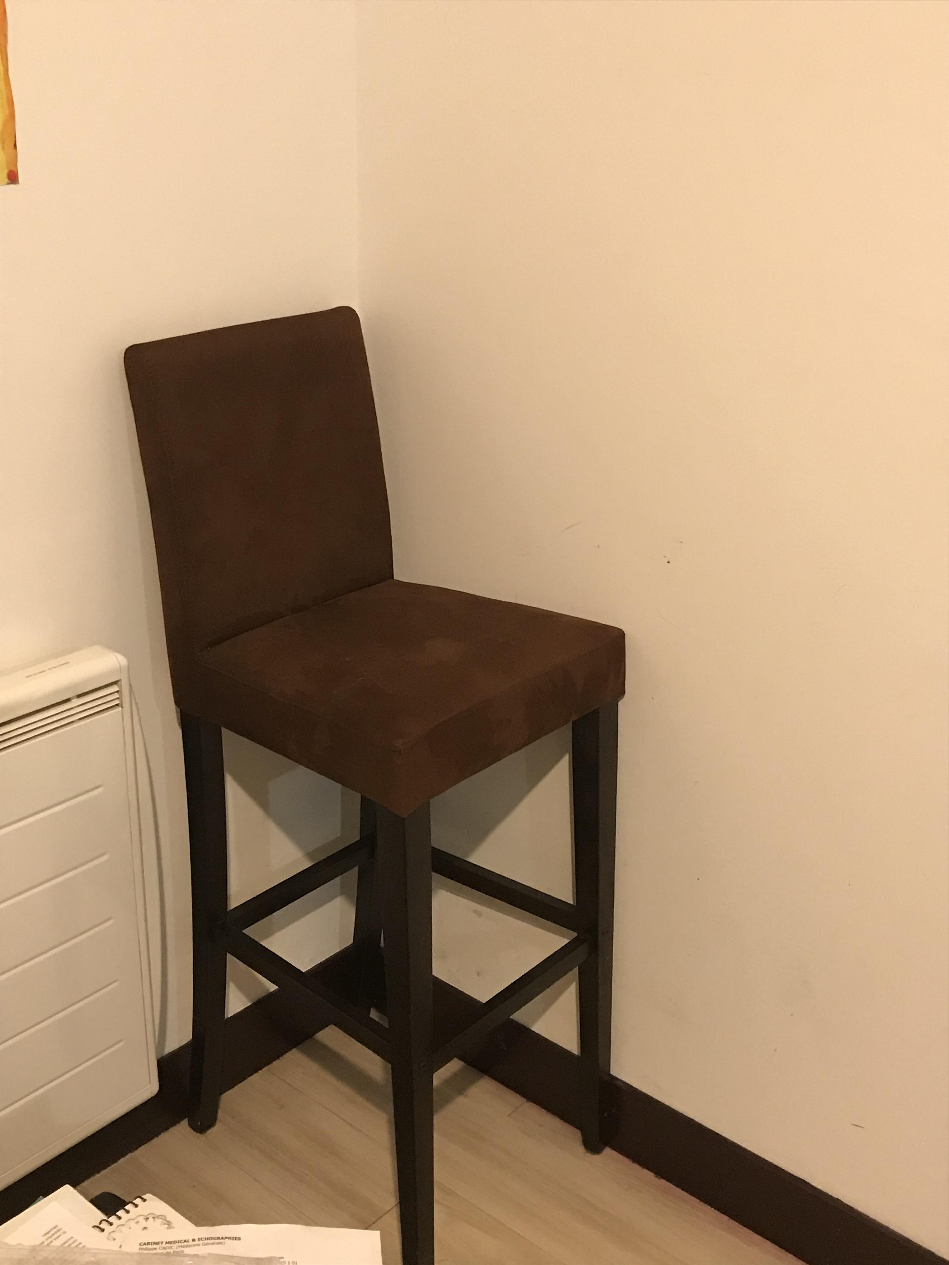 troc de troc chaise de bar image 1