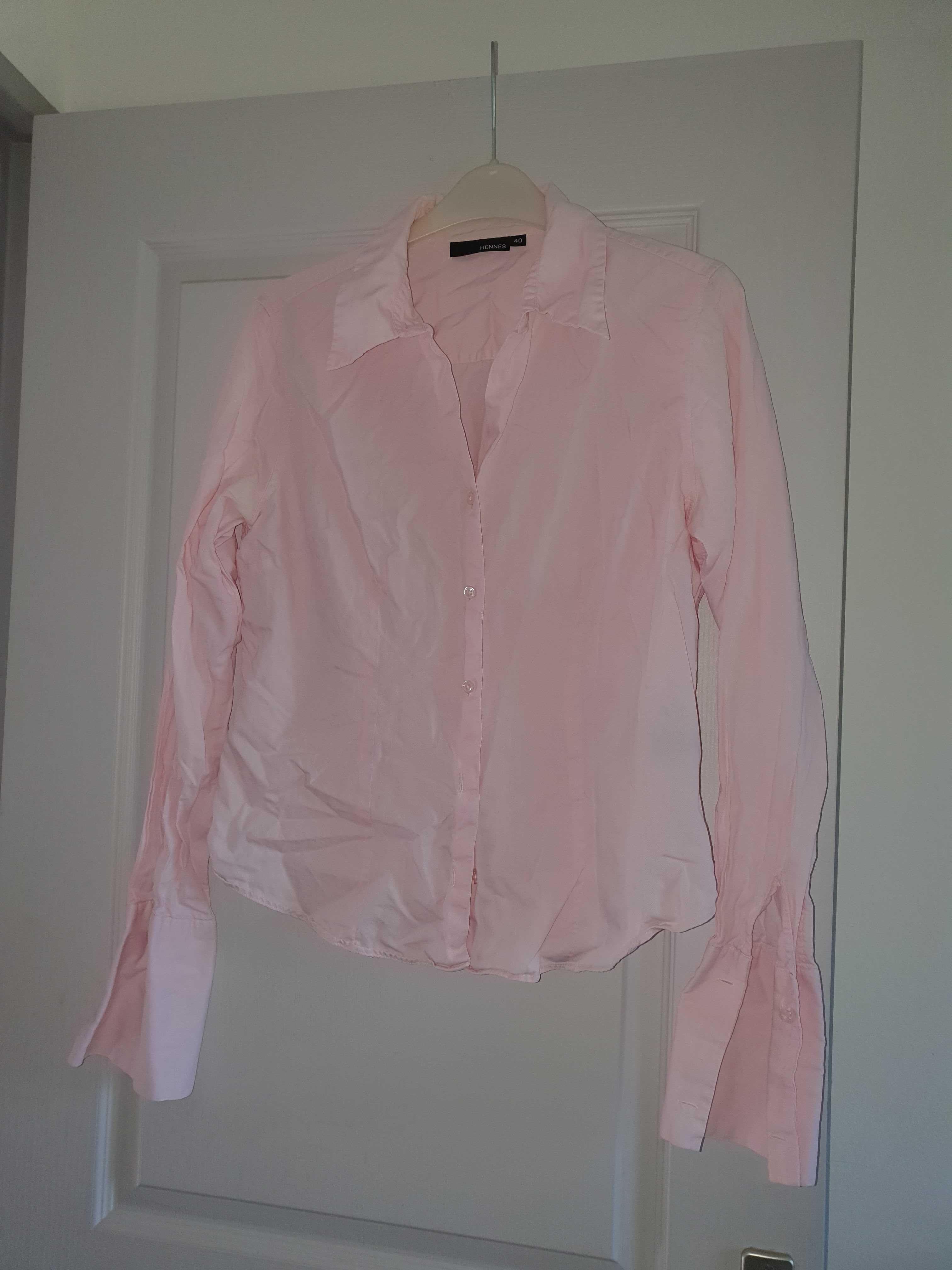 troc de troc chemise rose taille 40 image 0