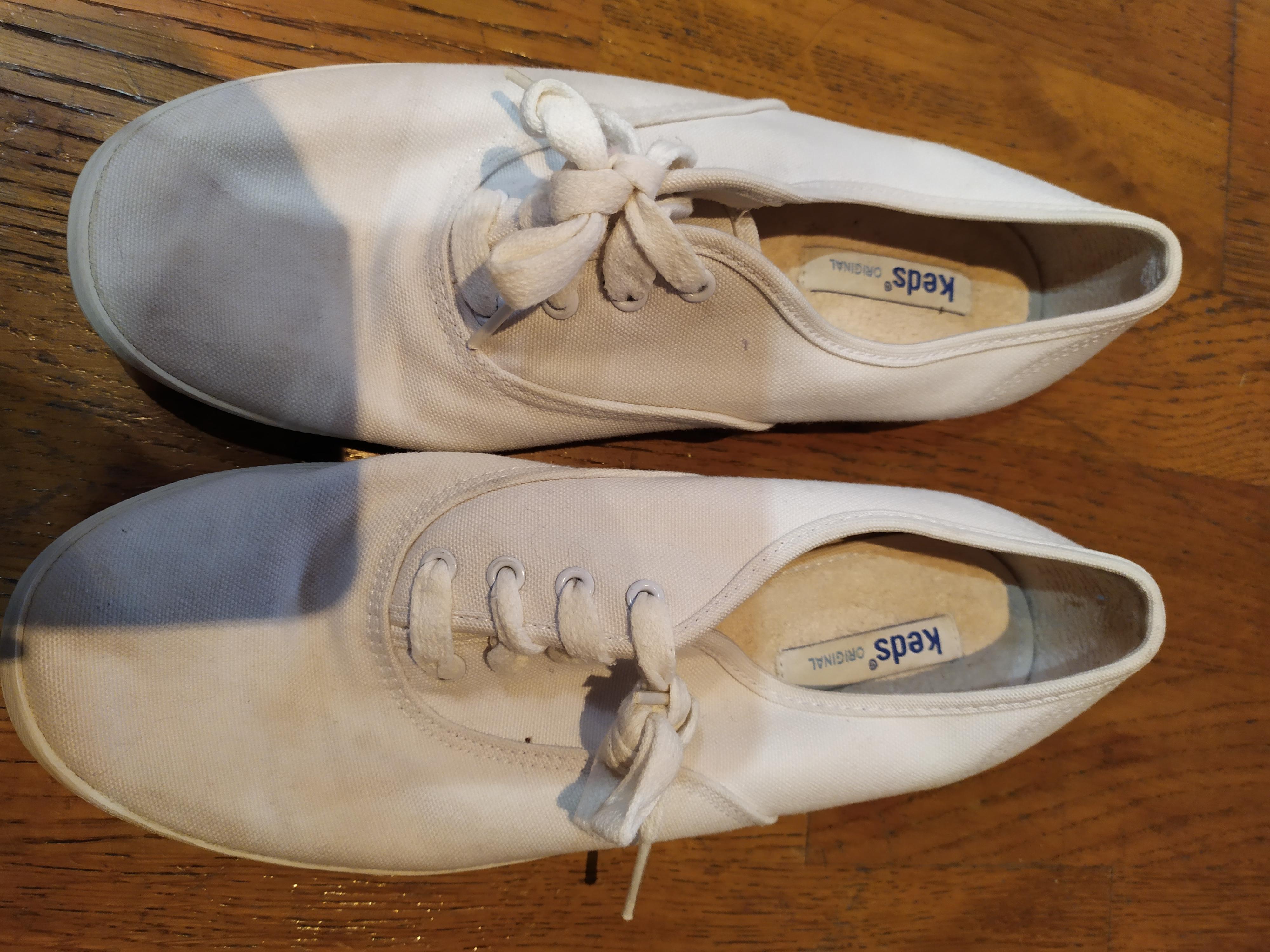 troc de troc chaussure keds 38 image 0