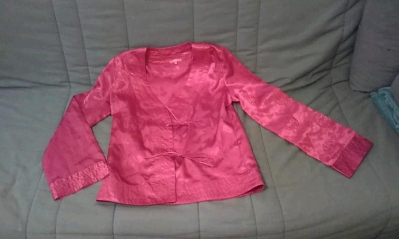 troc de troc kimono satiné t36 image 0