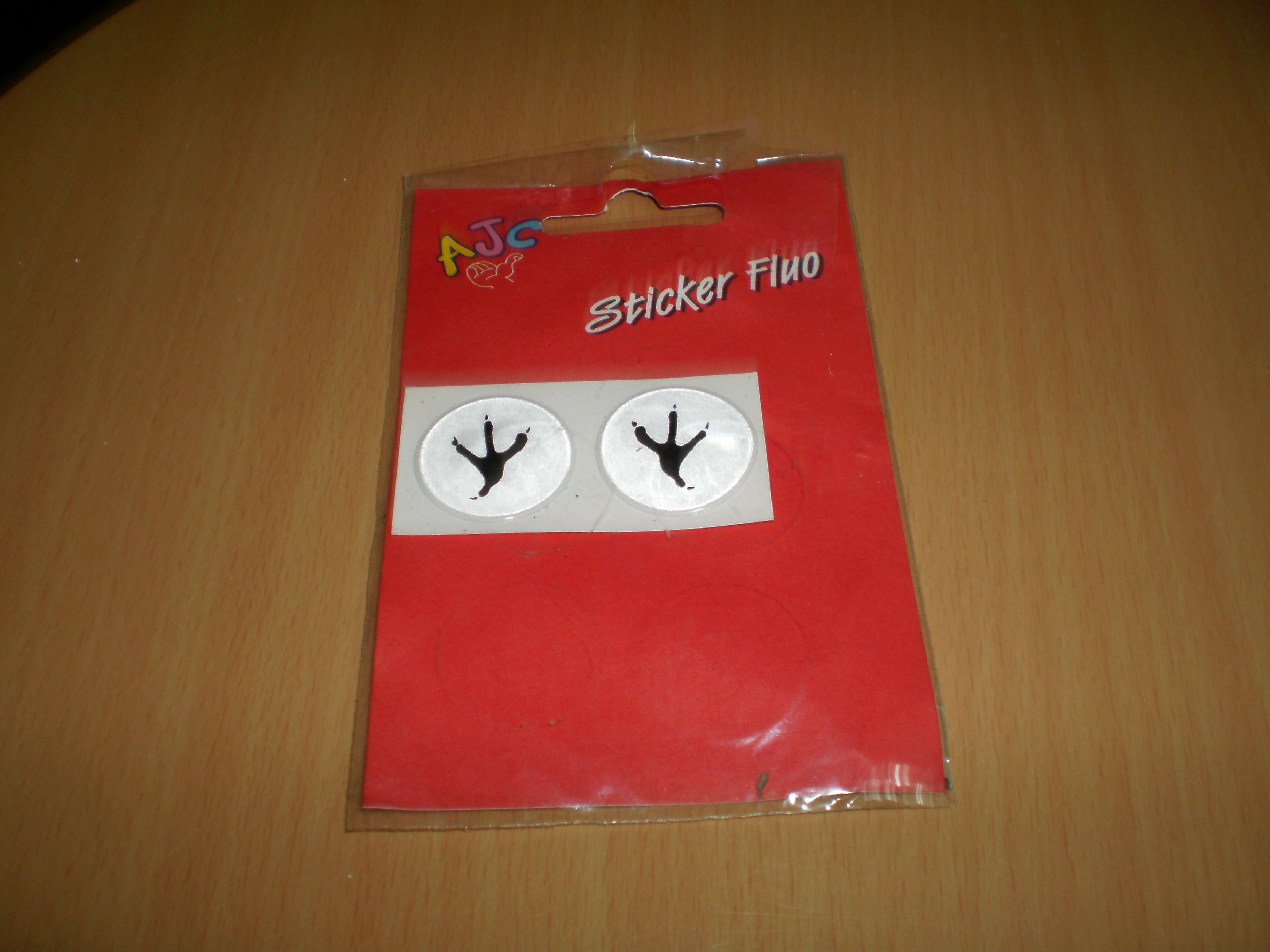 troc de troc 2 stickers nfs emballés image 0