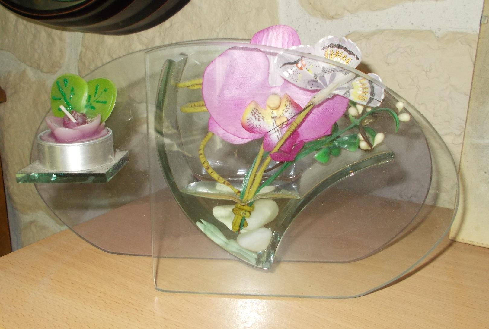 troc de troc décoration orchidée image 0