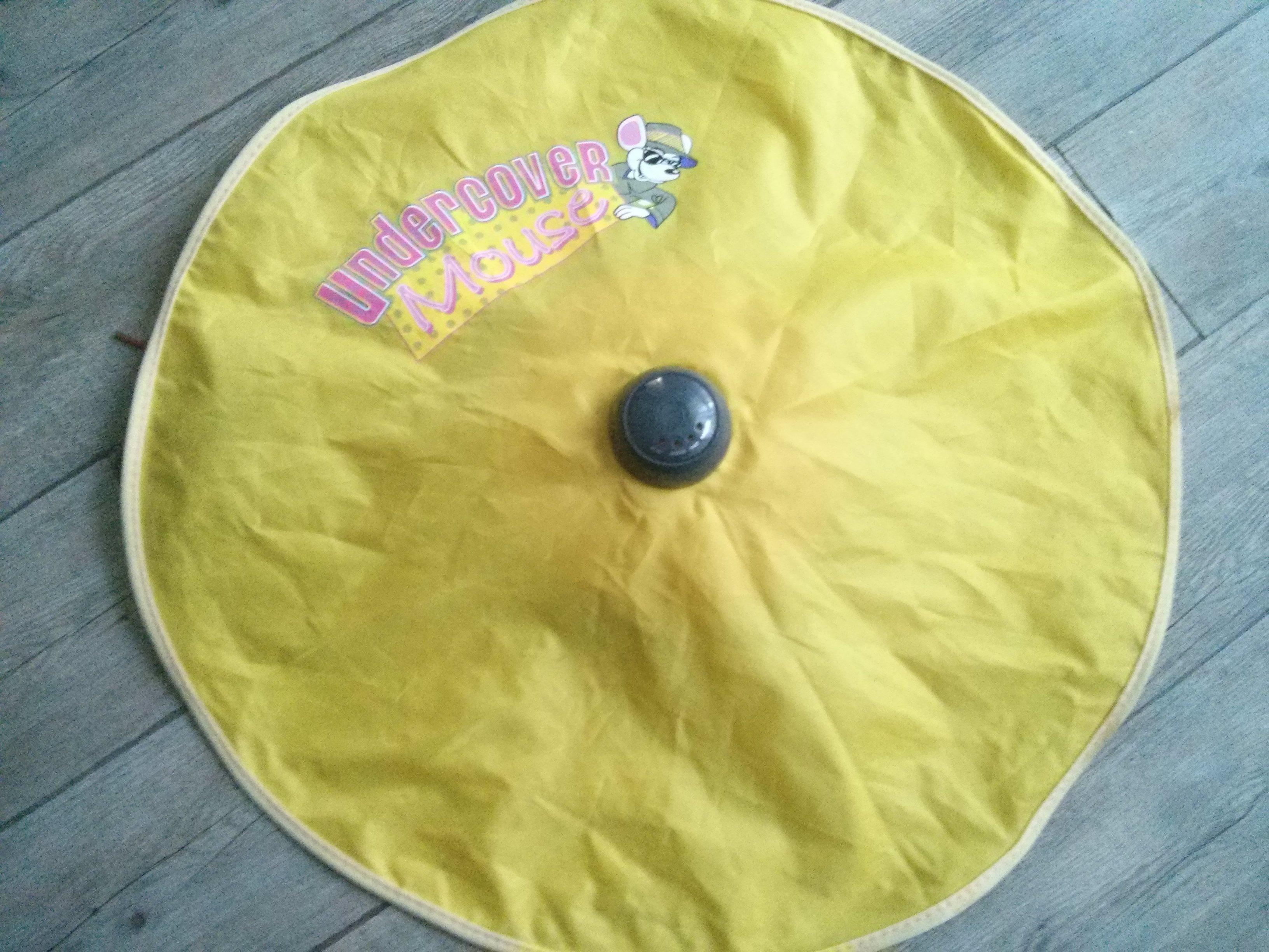 troc de troc jouet chat undercover mouse diamètre 60 cm image 0