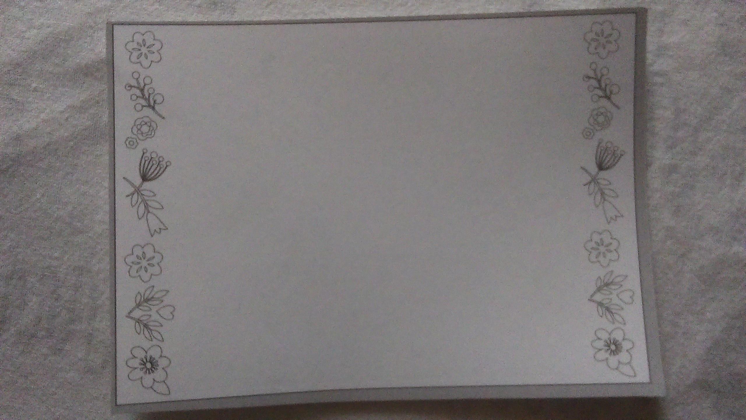 """troc de troc carte """"joyeux anniversaire"""". image 1"""
