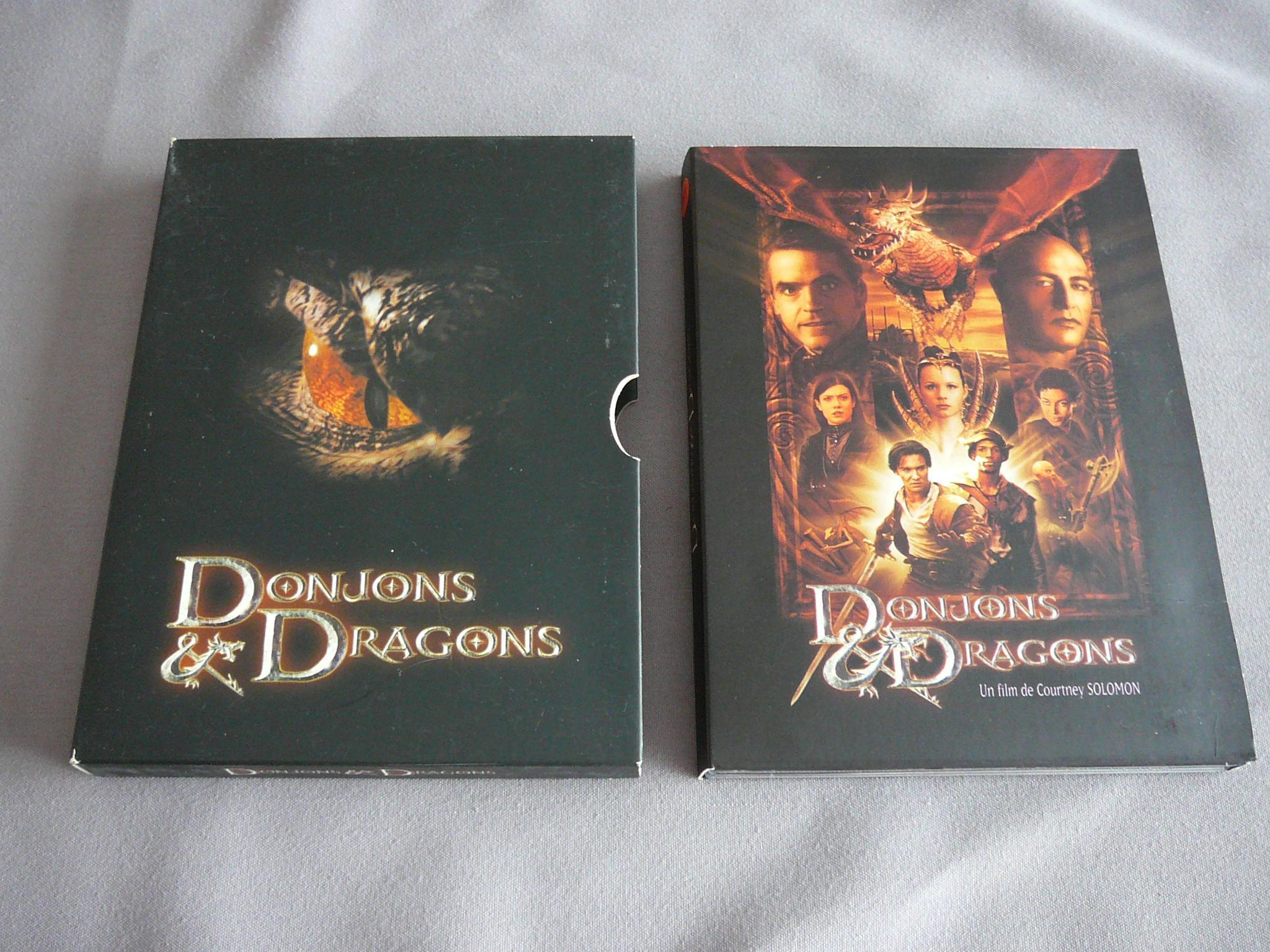 troc de troc dvd donjons & dragons image 0