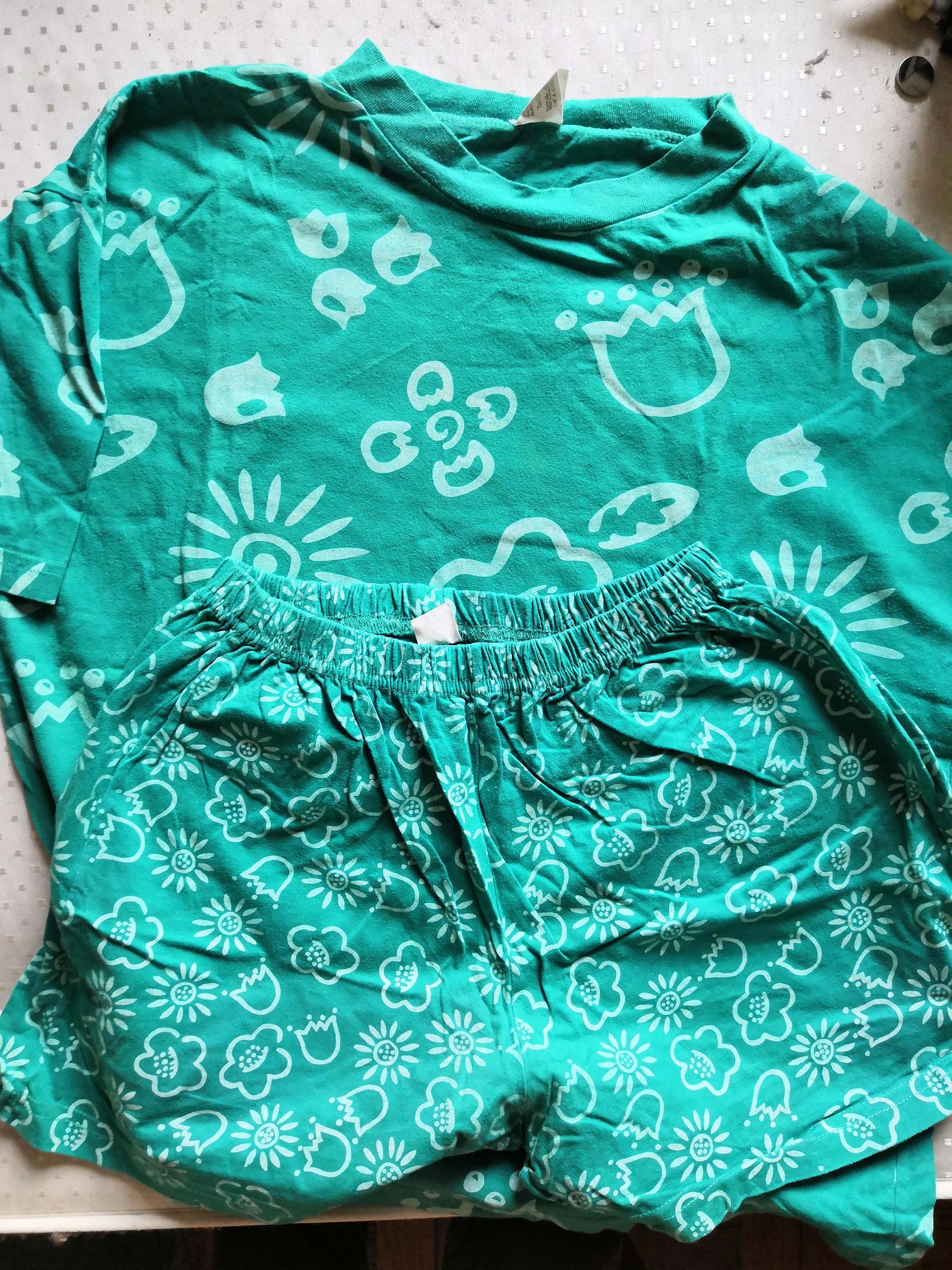 troc de troc pyjama d'été taille 38/40 image 0