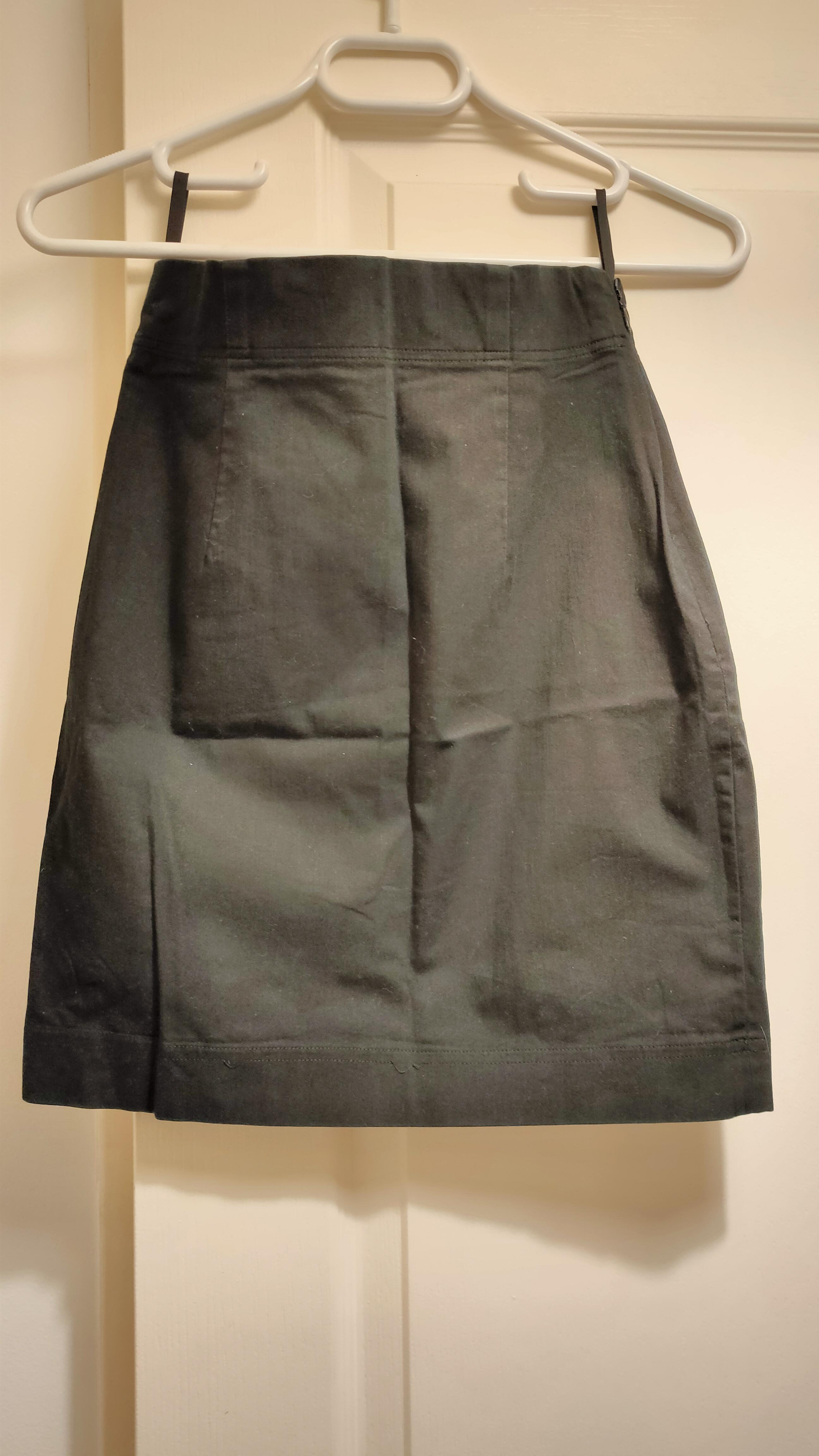 troc de troc jupe noir chantal thomas image 0