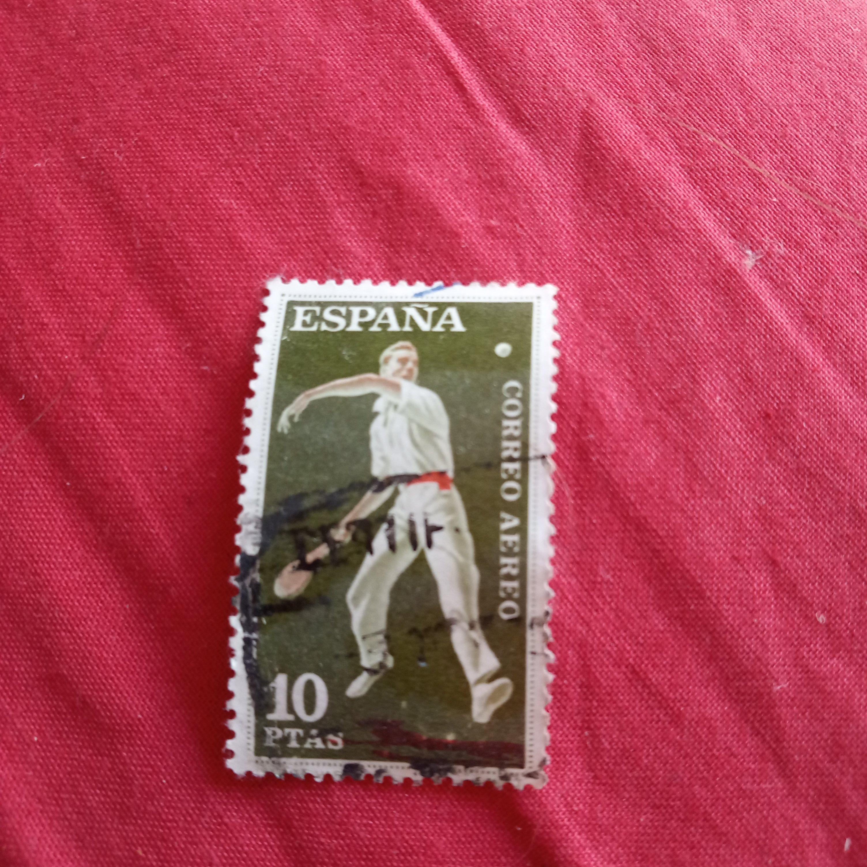 troc de troc réservé lot timbre espagne image 1