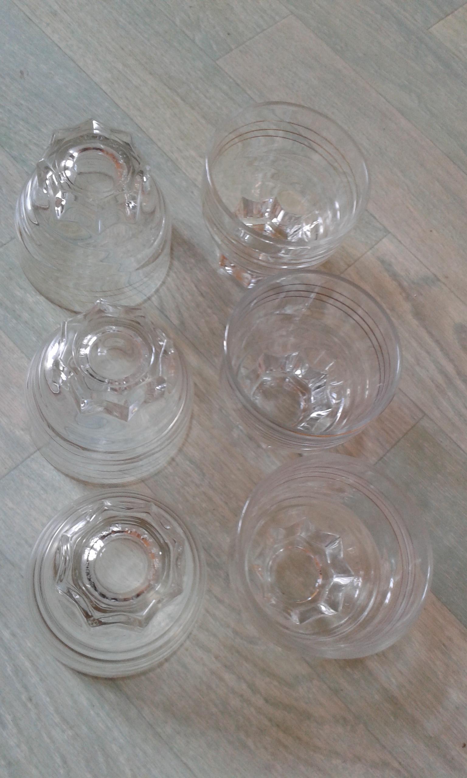 troc de troc lot de 6 verres image 1