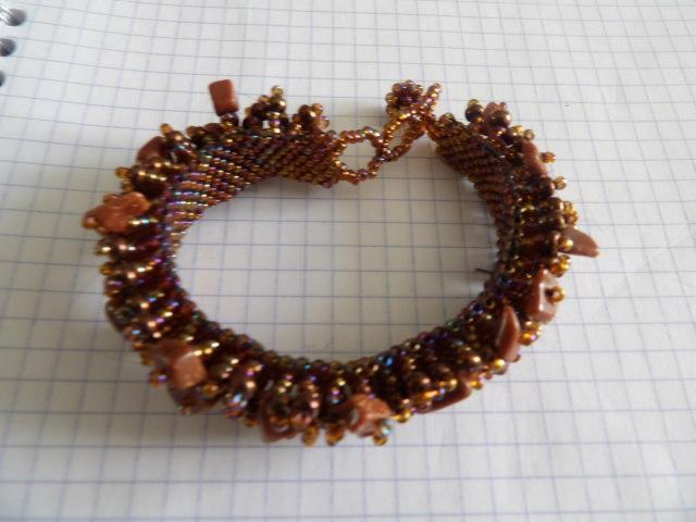 troc de troc bracelet en perles original image 1