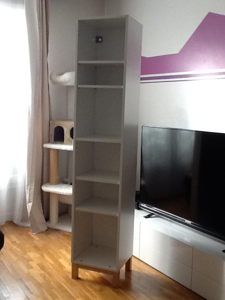 troc de troc meuble metod ikea 185cm de haut très bon état image 1