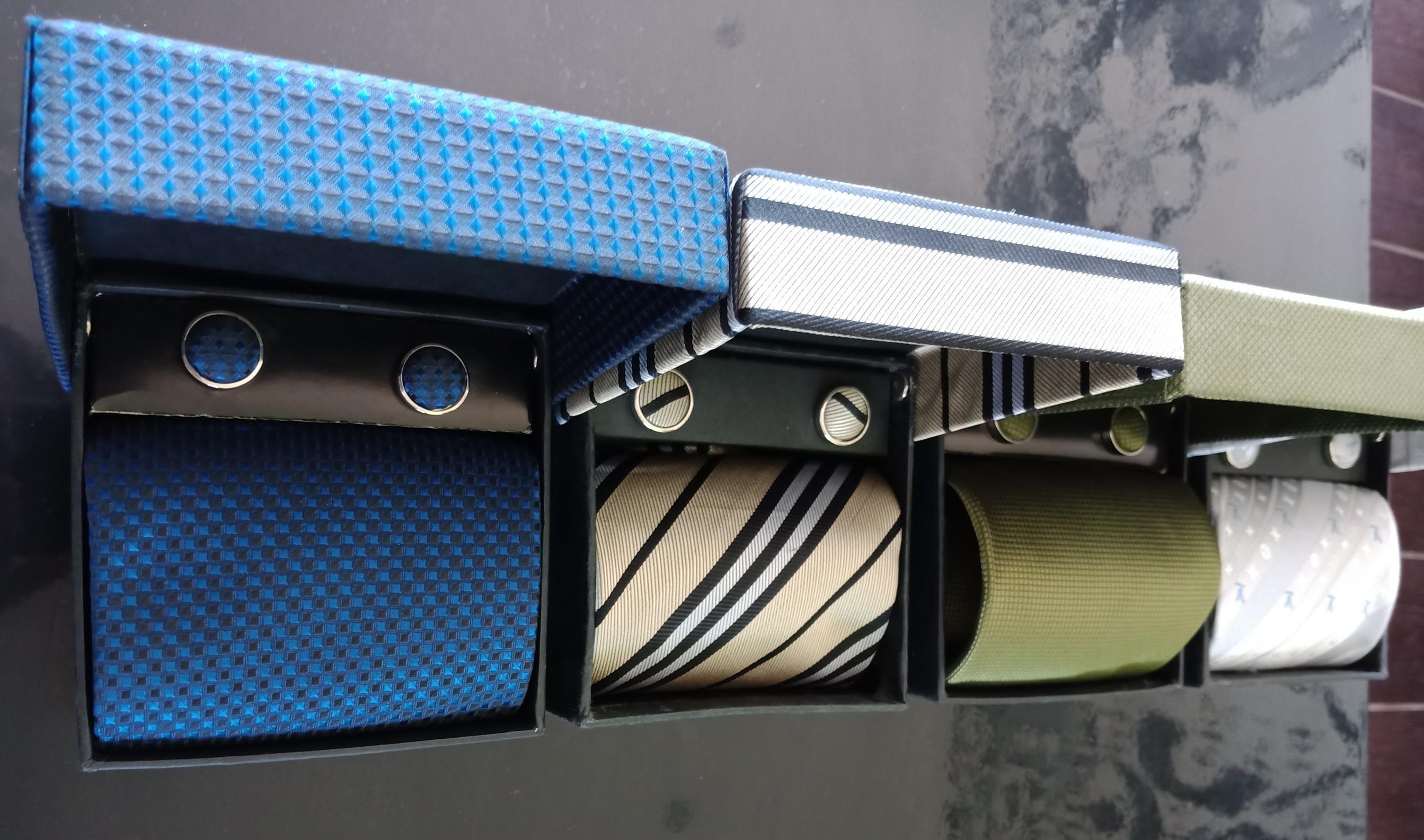 troc de troc coffrets cravates image 0