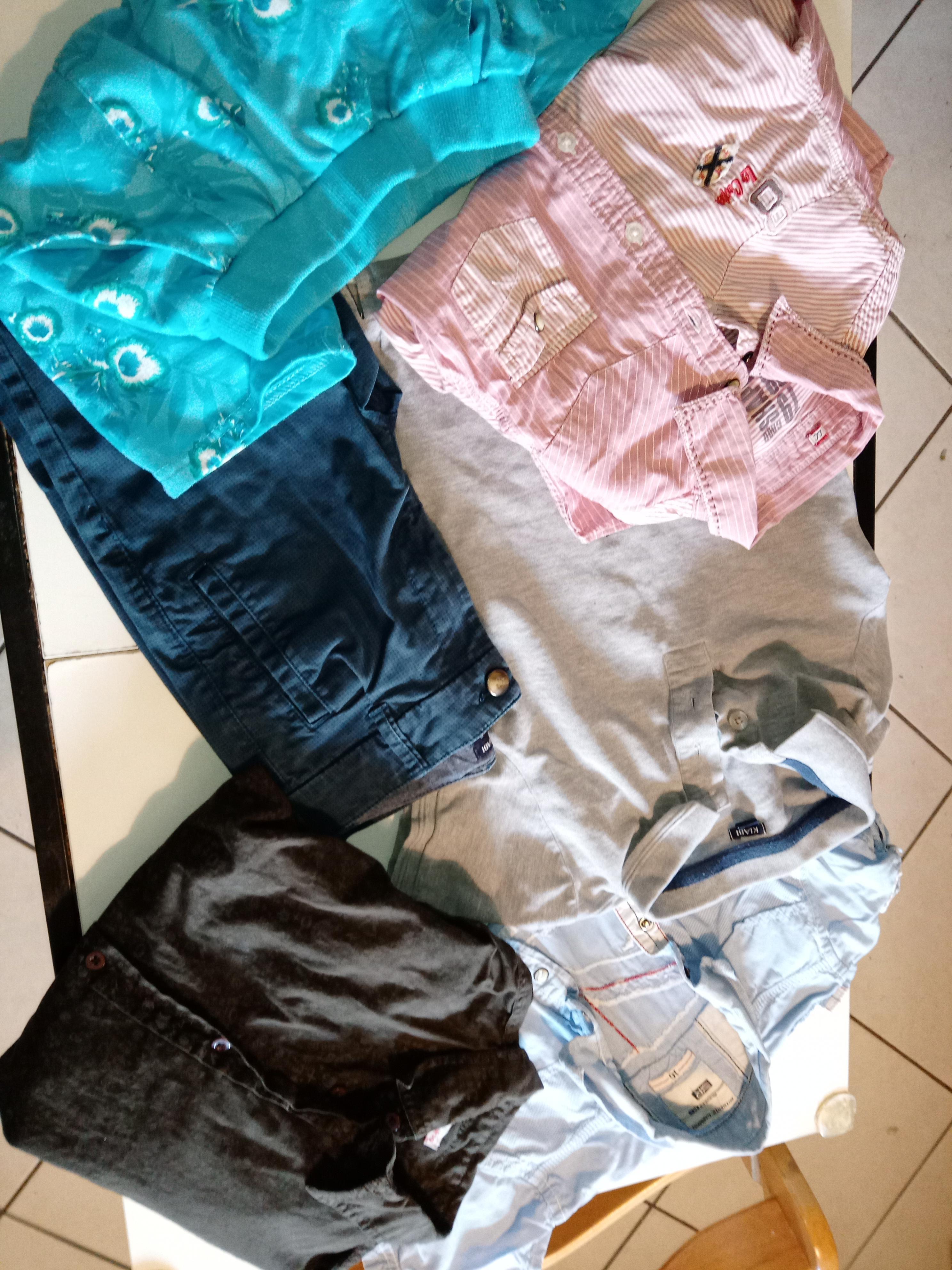 troc de troc lot de vêtements 10 ans *dispo image 0