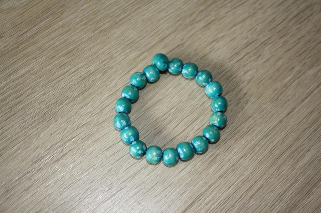 troc de troc bracelet élastique en perles image 0