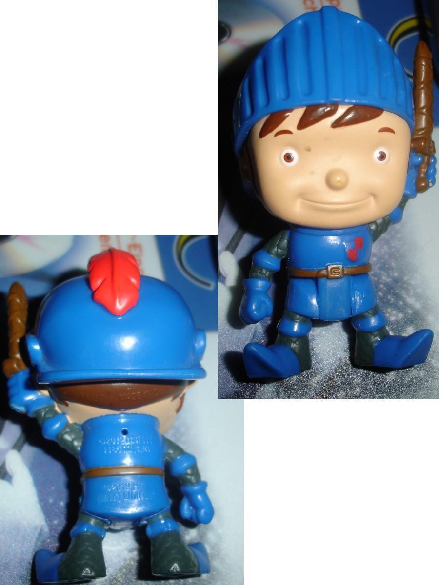 troc de troc figurine mattel : mike le chevalier qui peut s'asseoir image 0