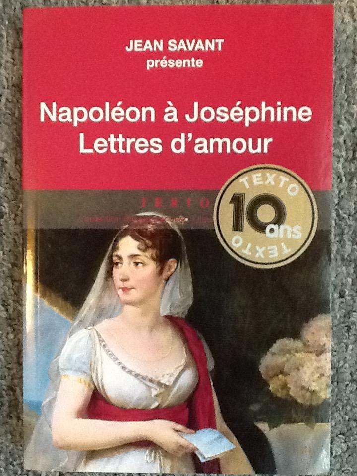 troc de troc napoléon à joséphine lettres d'amour comme neuf image 0