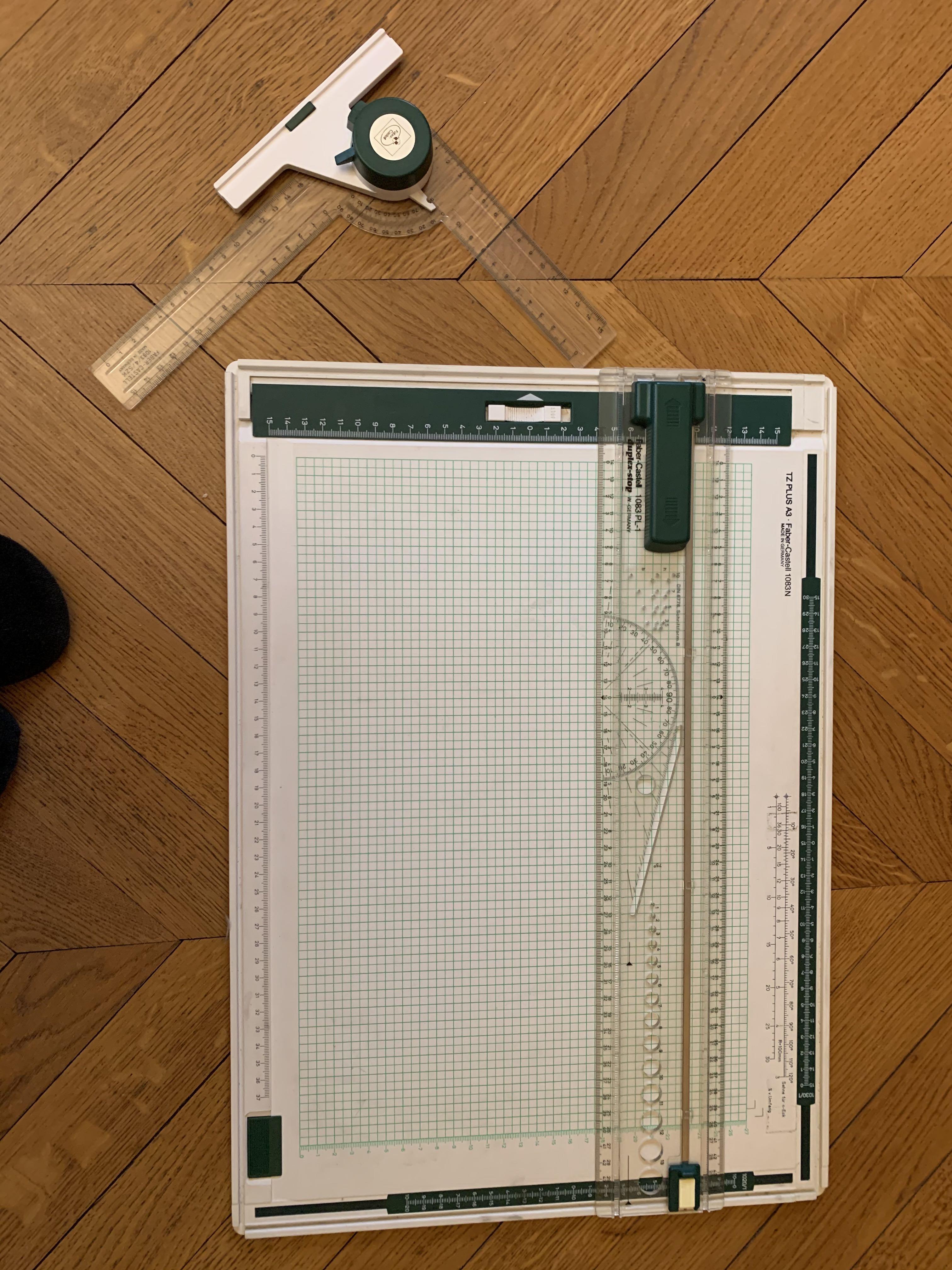 troc de troc planche à dessin rapide a3 faber castel image 2