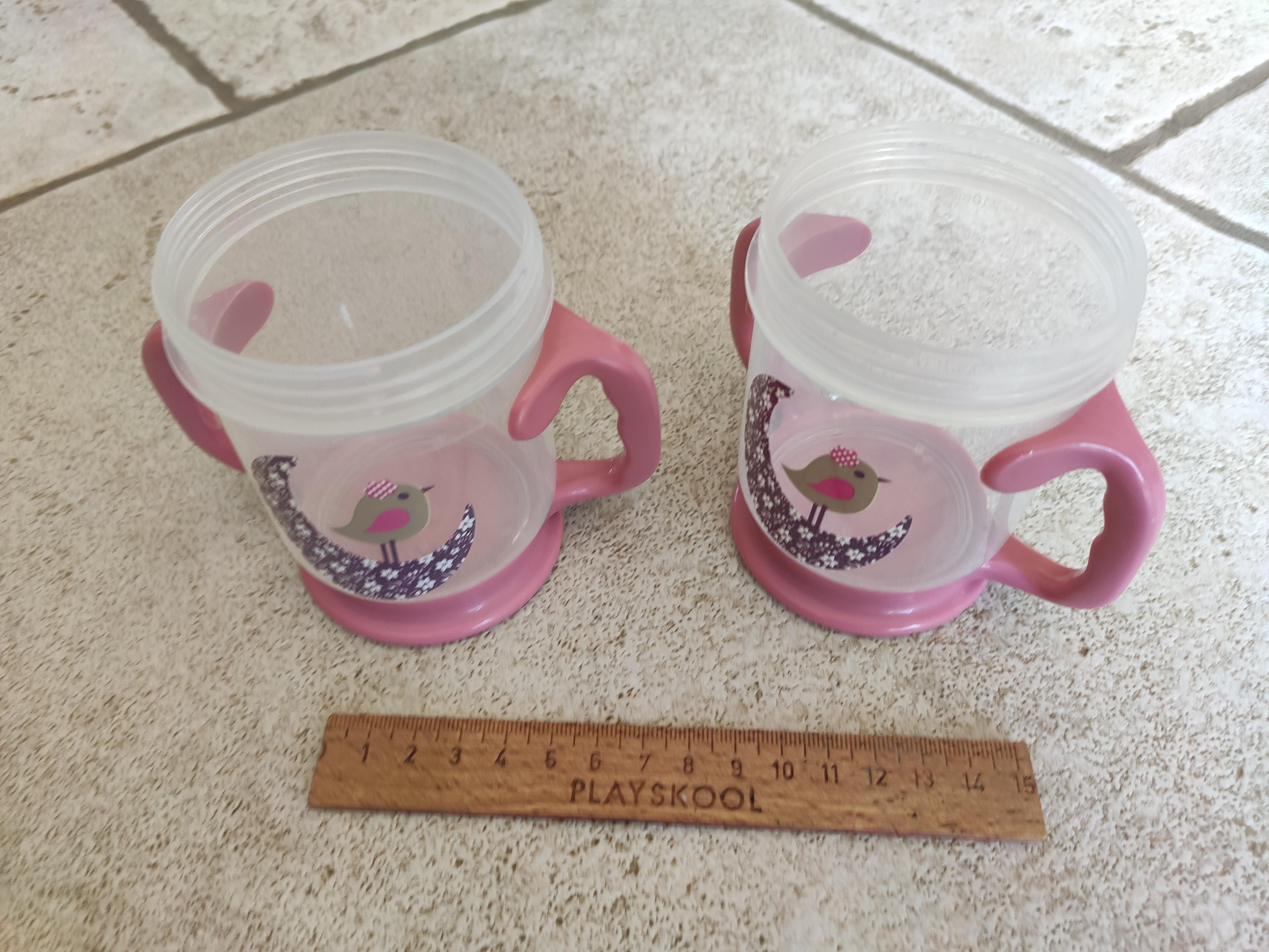 troc de troc 2 tasses à eau image 0