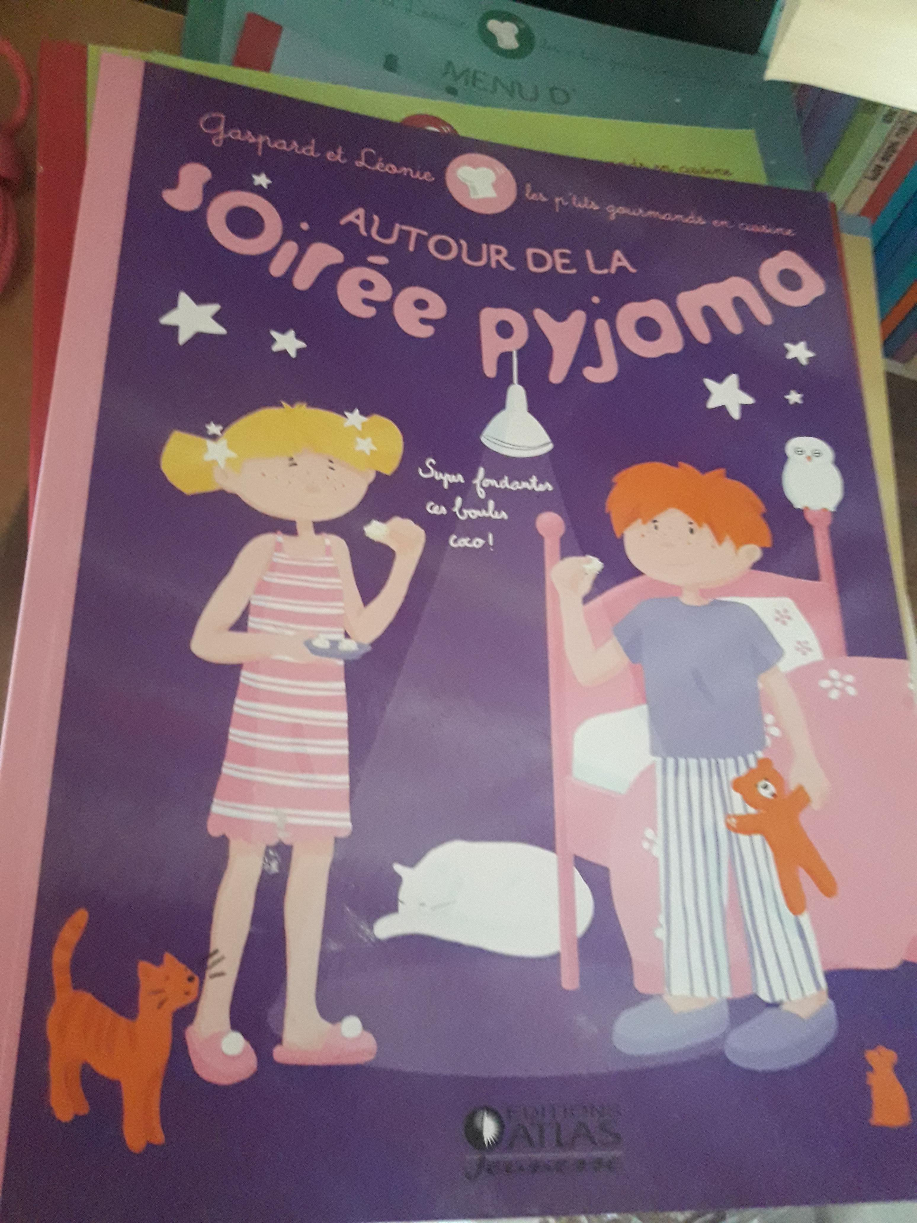troc de troc soirée pyjama image 0