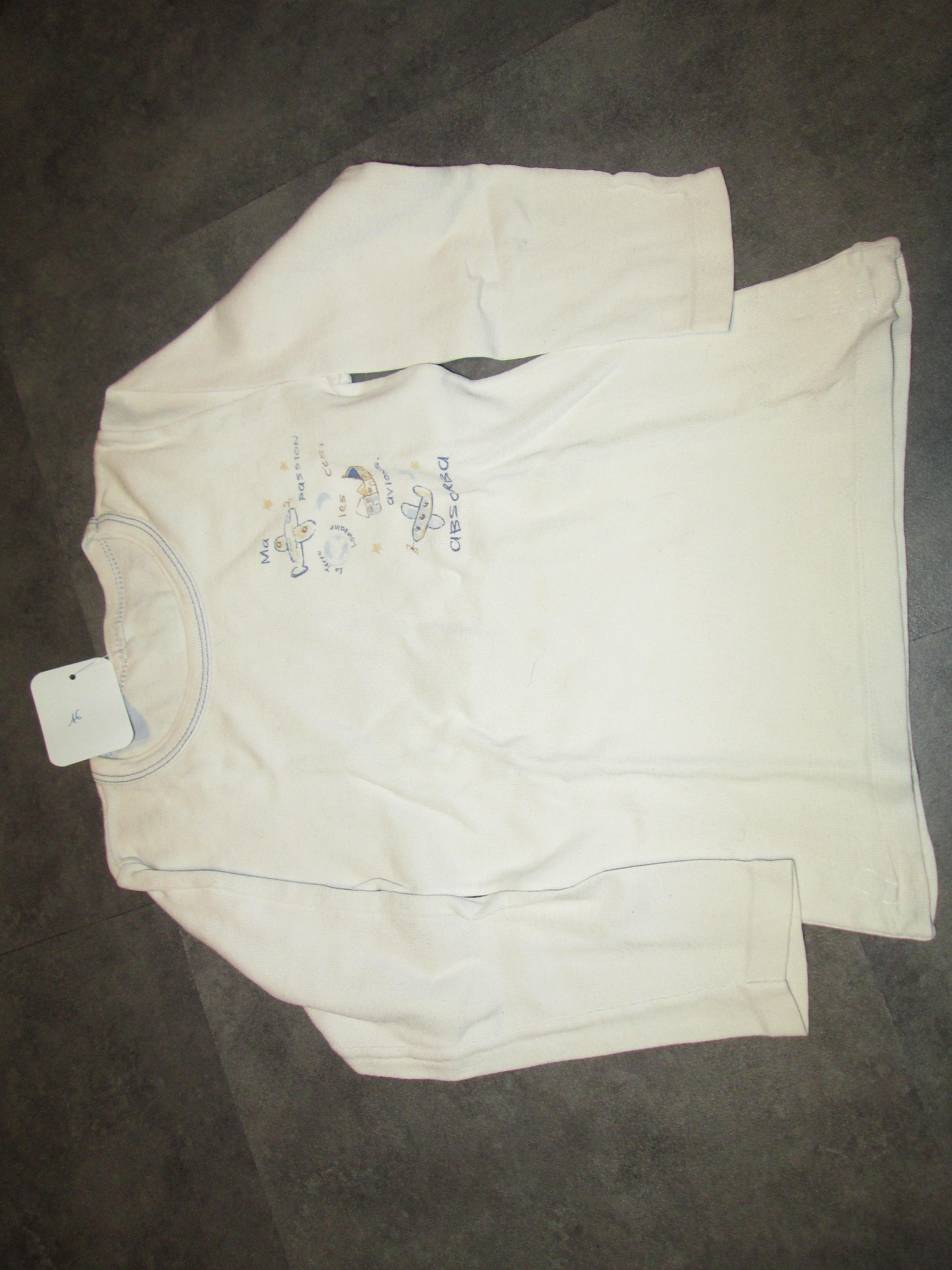 troc de troc petite chemise 3 ans  3 noisettes image 0