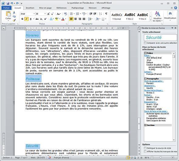 troc de troc aide mise en page courrier / cv / lettre motivation image 1