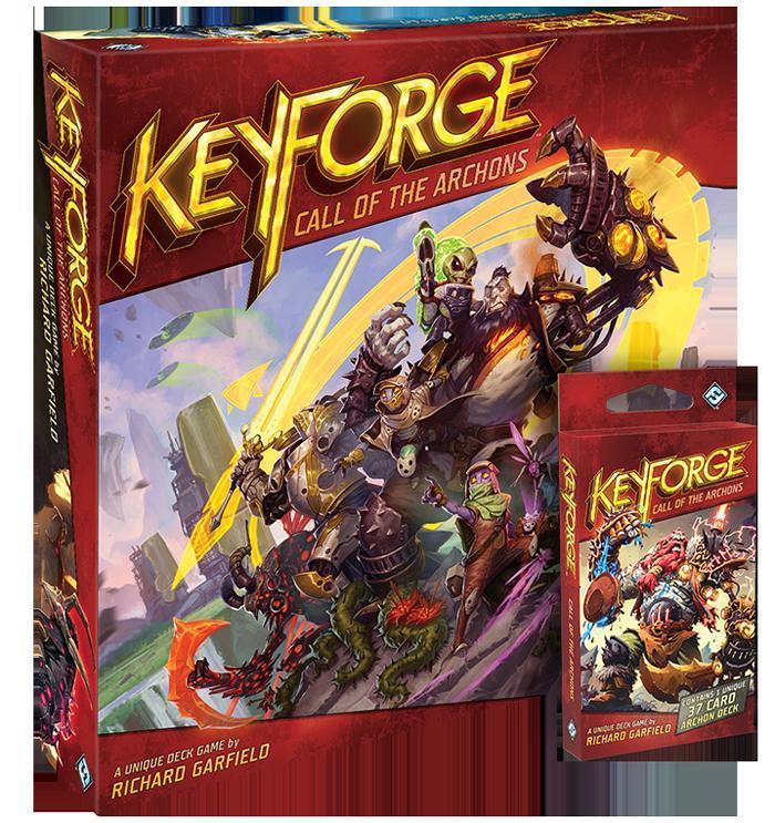 troc de troc recherche decks keyforge image 0