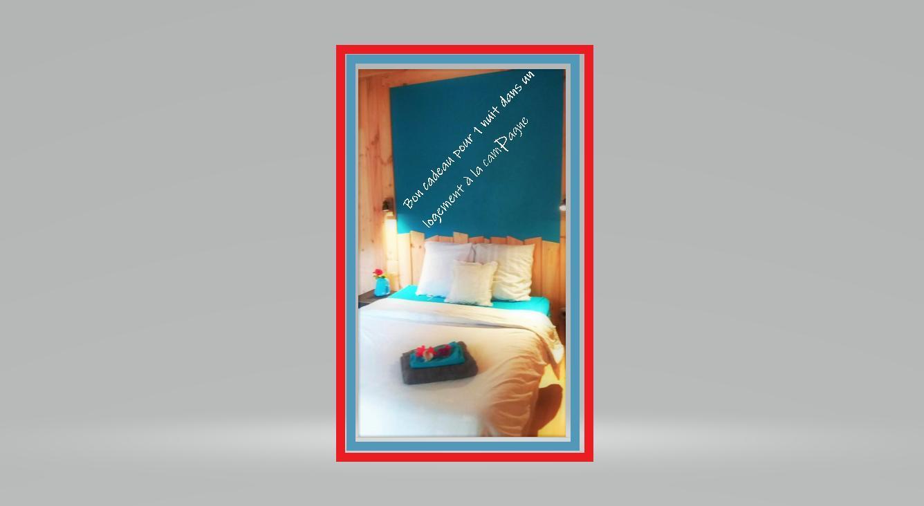 troc de troc bon cadeau pour 1 nuit dans un logement à la campagne image 0