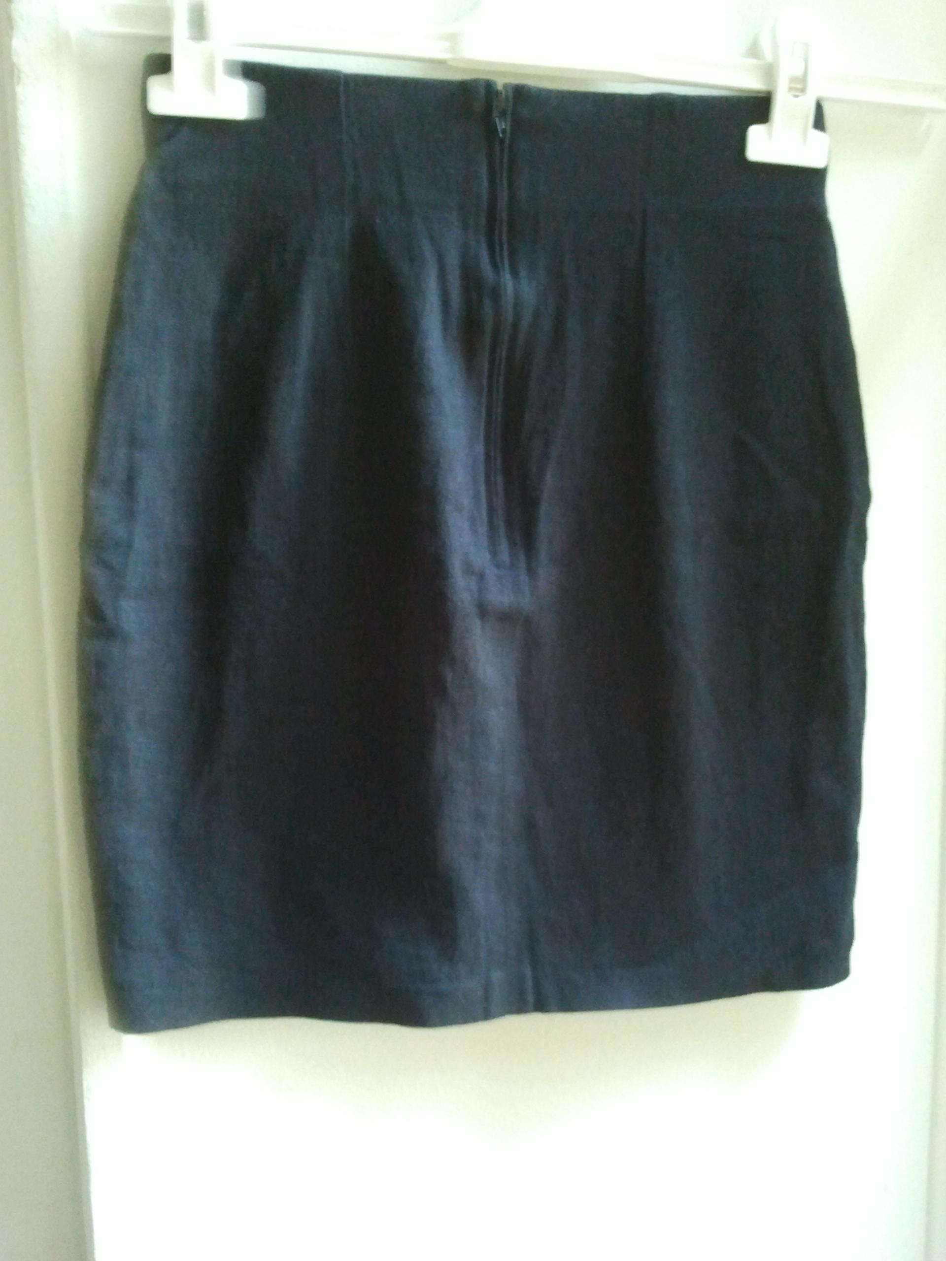 troc de troc réservé d**** jupe noire s / 36 image 1