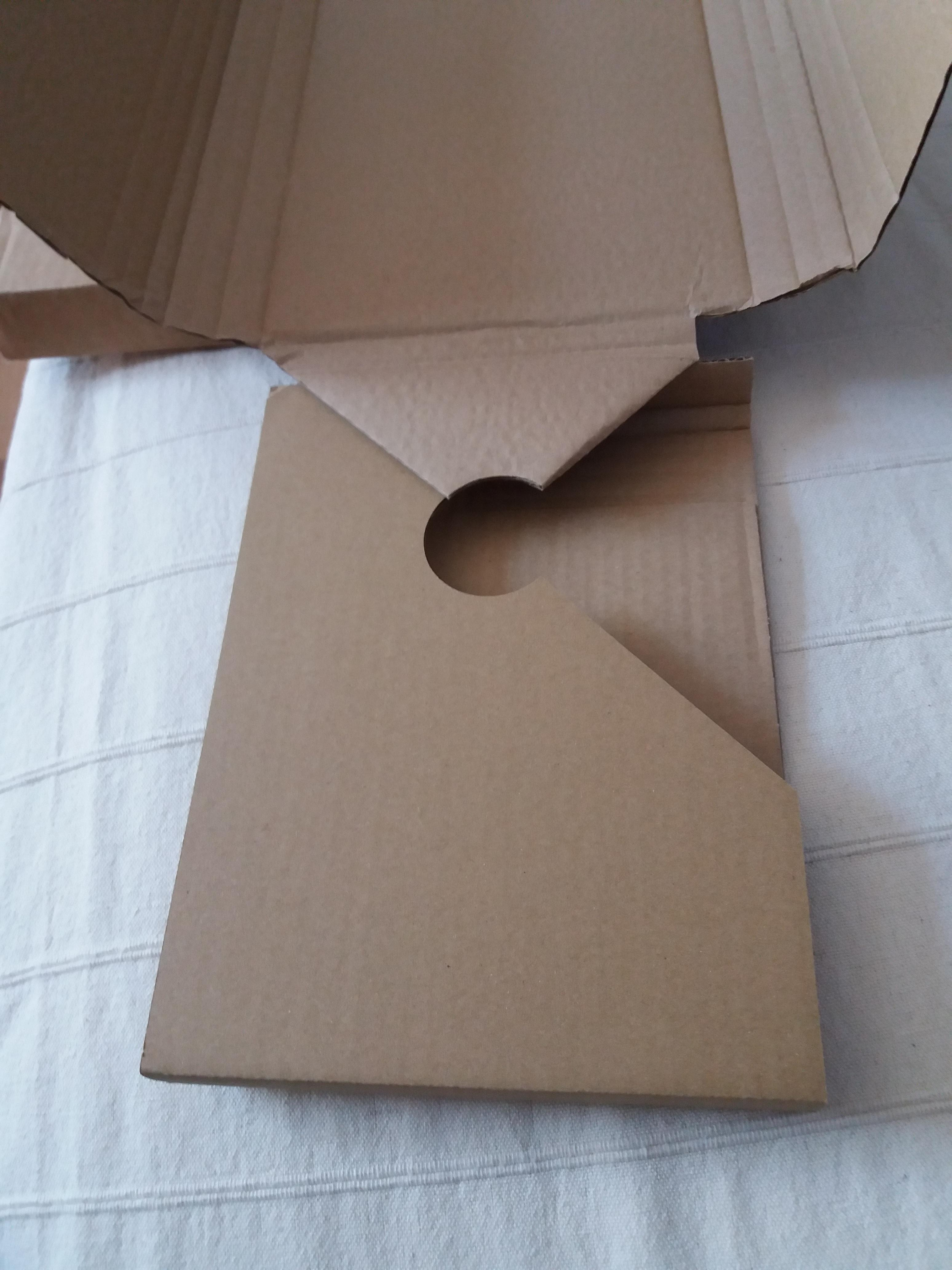 troc de troc boîte pour envoi de livres image 1