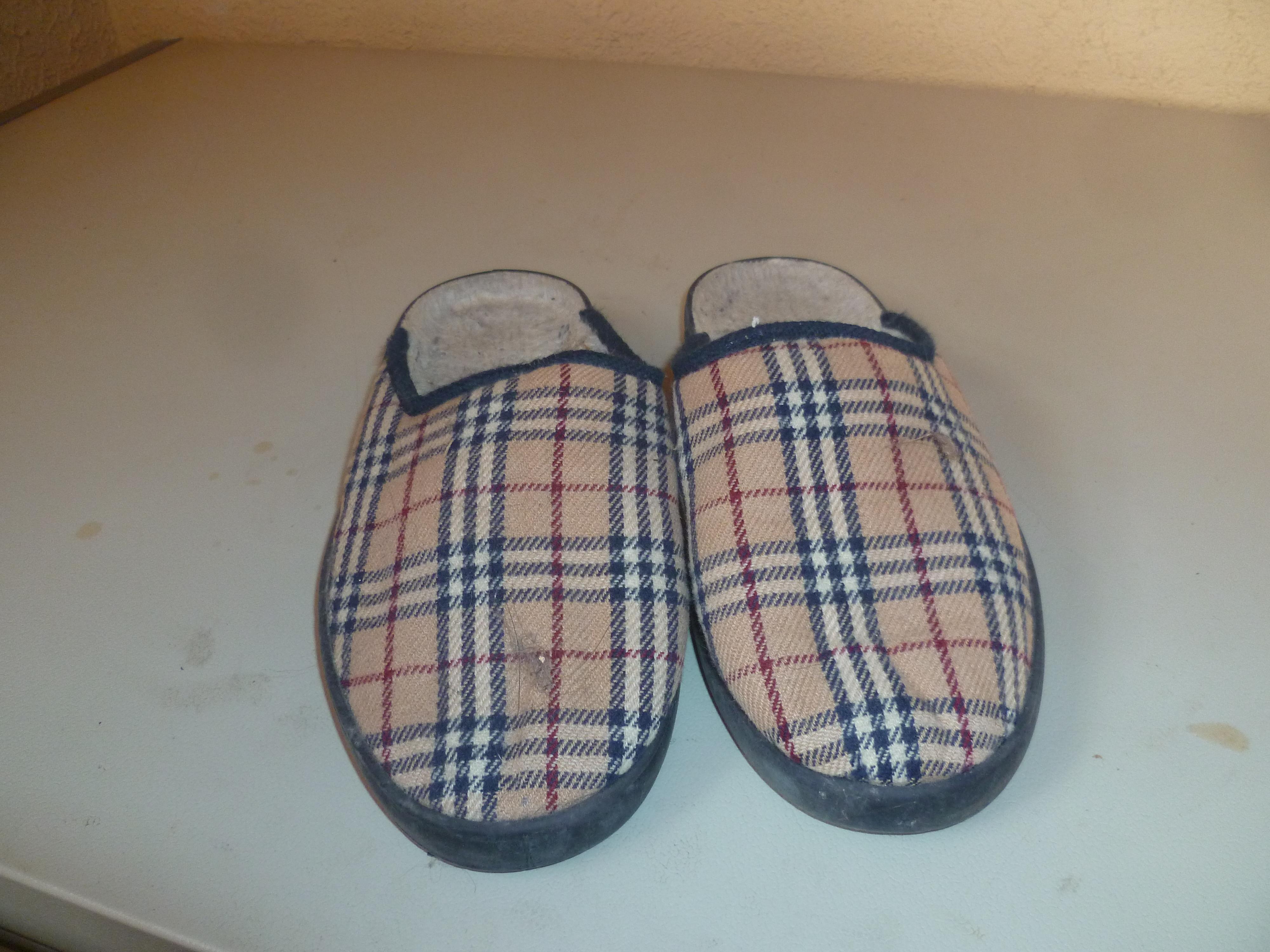 troc de troc reserve - chaussons image 0