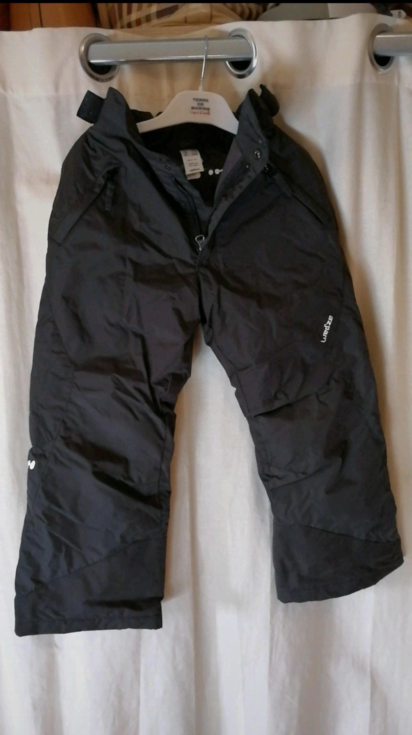 troc de troc recherche pantalon de ski taille 8 ans image 0