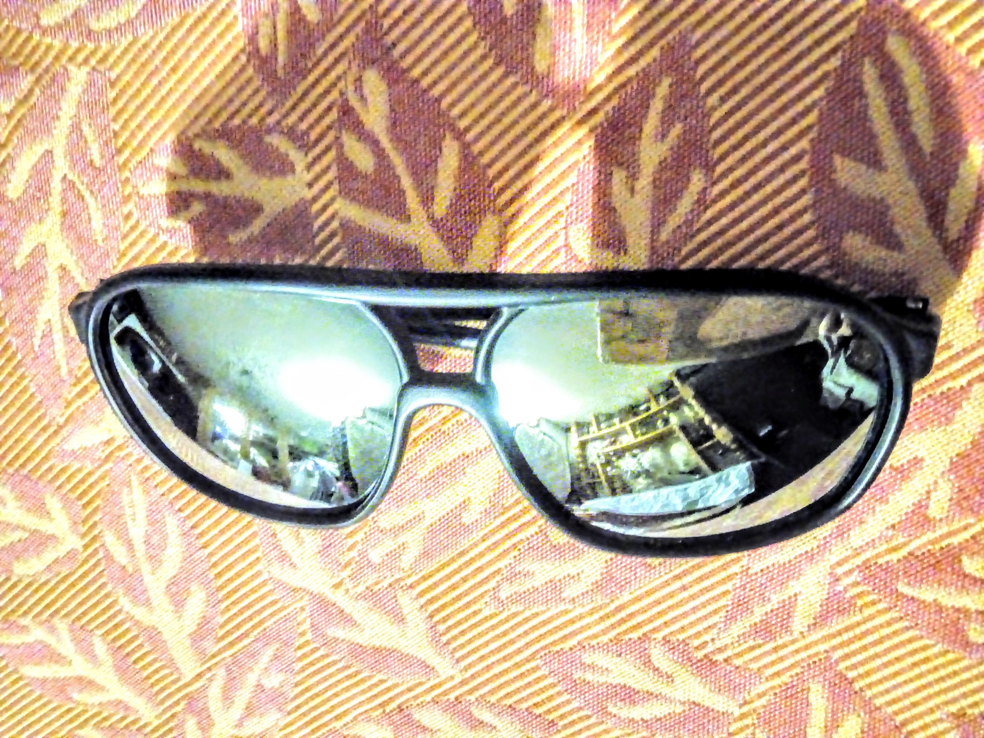 troc de troc lunettes de soleil miroir image 2