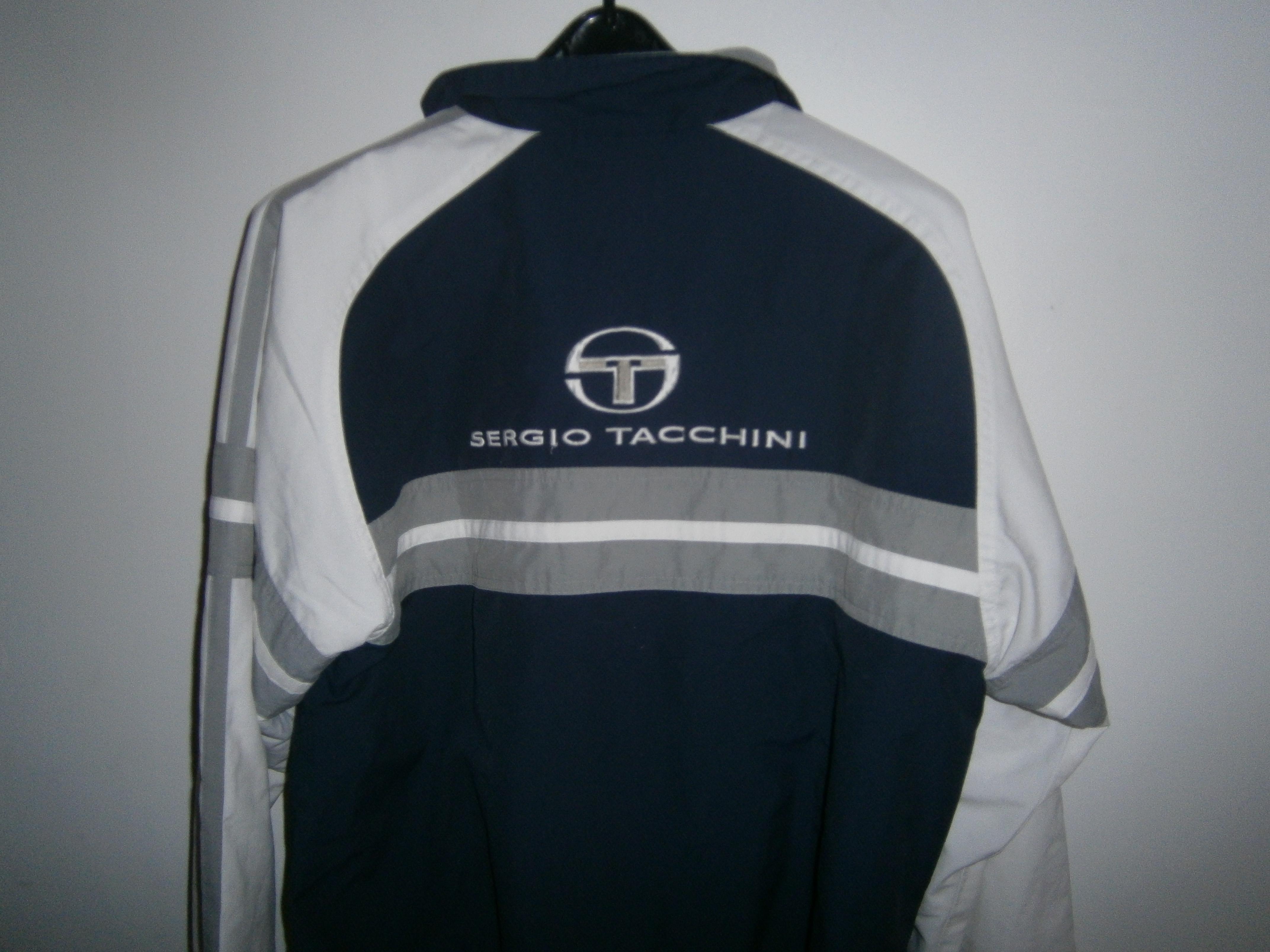 troc de troc blouson s sergio tacchini *reserve* image 1