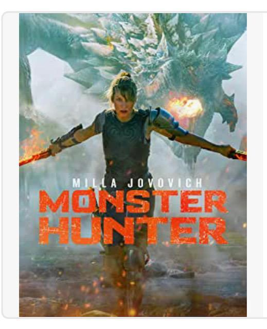 troc de troc film monster hunter - milla jovovich - vod image 0
