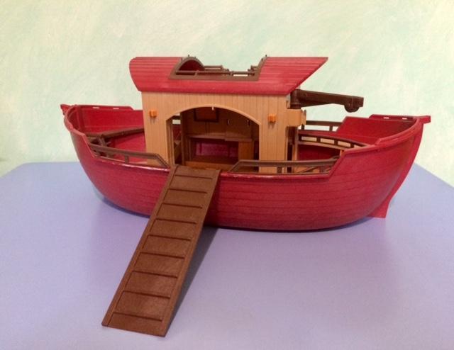 troc de troc arche de noé - playmobil 3255 image 0
